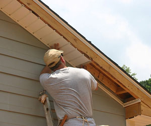 Soffit Installation Services